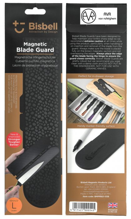 Bisbell Magnetic Blade Guard L