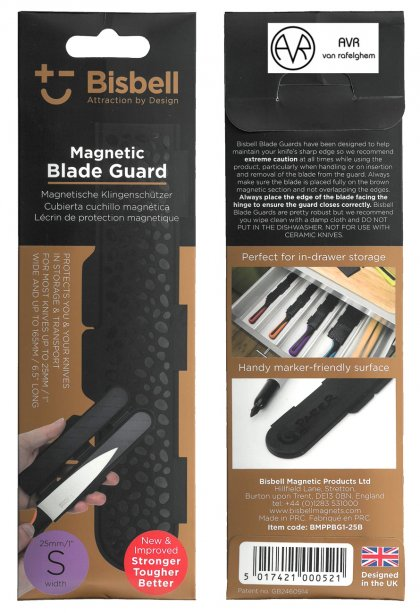 Bisbell Magnetic Blade Guard S