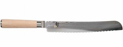 KAI Shun Classic White KAI Shun White couteau à pain 22.5cm